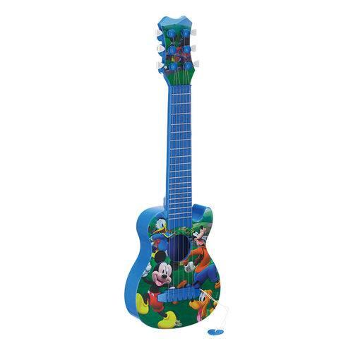 Brinquedo Mini Violão Violinha Infantil Mickey