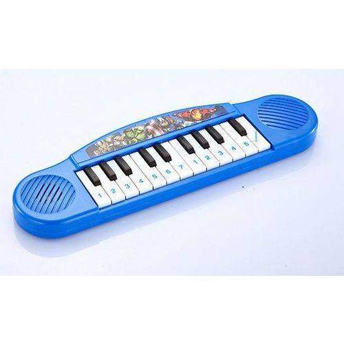 Brinquedo Piano Musical Infantil Avengers Marvel