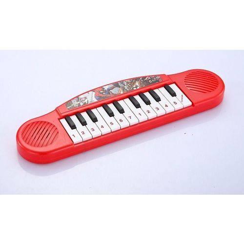 Brinquedo Piano Musical Infantil Homem Aranha