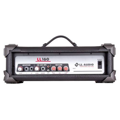 Cabeçote Amplificado Multiuso LL160 35 Watts RMS