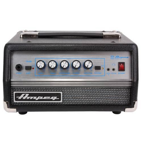 Cabeçote Contra Baixo Ampeg Micro Vr Amplificador 200w
