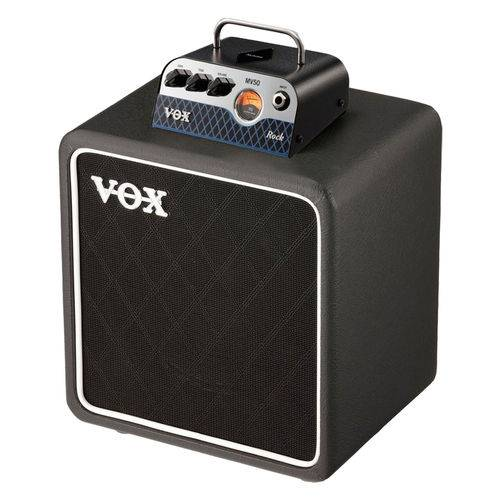 Cabecote e Caixa Vox Mv Series - Mv50-rock Set