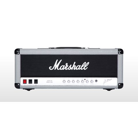 Cabecote Guitarra Marshall C2555x Silver Jubilee
