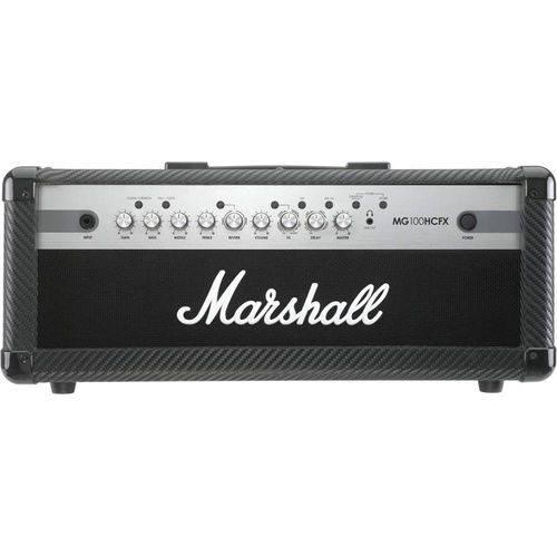 Cabeçote Guitarra Marshall MG 100 HCFX