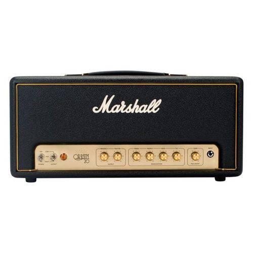 Cabecote para Guitarra 20w - Origin 20h - Marshall