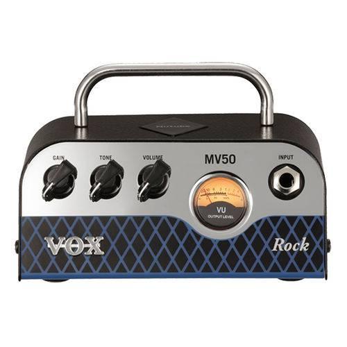 Cabecote Vox Mv Series - Mv50-rock