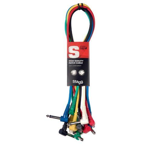Cabo Instrumentos Stagg Spc015l e P10xp10 para Pedais 15 Cm C/06