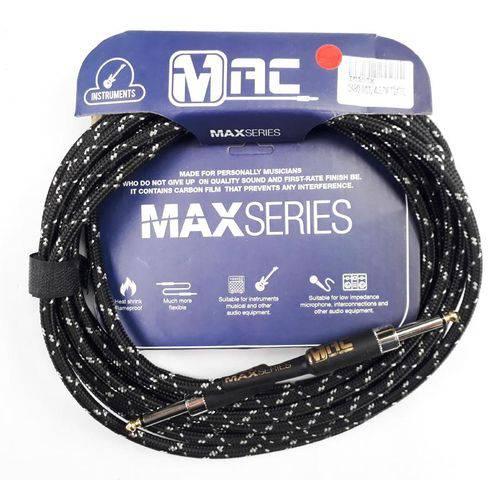 Cabo P10 para Instrumento 4.57MT Max Textil IM15TX - Mac Cabos