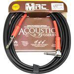 Cabo para Instrumentos Mac Cabos Acoustic Series 3.05m P10