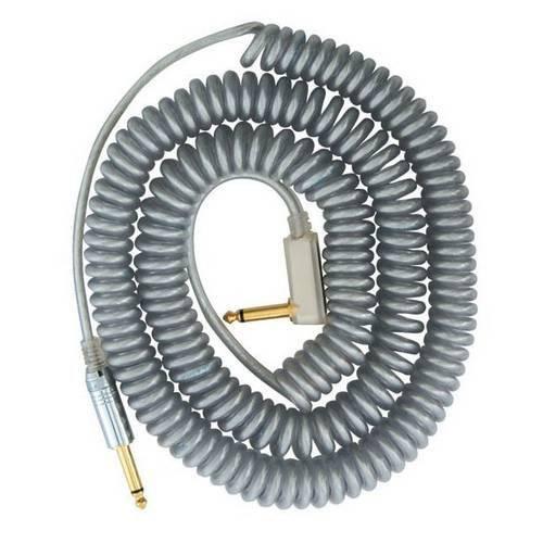 Cabo Vox Espiral Prata Vcc-90 - Sl - Silver (10550028)