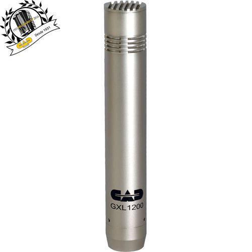 Cad Áudio Microfone para Estúdio Instrumento Gxl1200