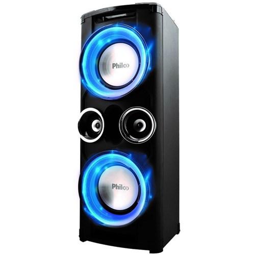 Caixa Acústica Bluetooth Preto Philco Bivolt PHT12000