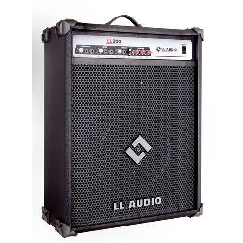 Caixa Acústica Multiuso LL Áudio LL 200 50 WATTS RMS