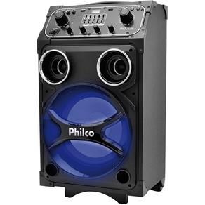 Caixa Acústica Multiuso Philco Pht2500 Woofer 10 250W Rms - Preta