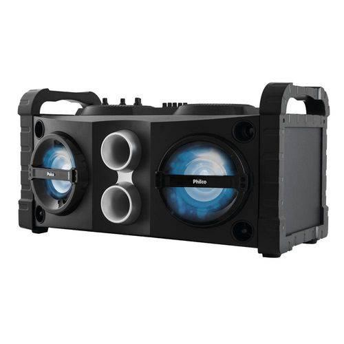 Caixa Acústica Philco PCX7000, Bluetooth, USB, Preto - Bivolt