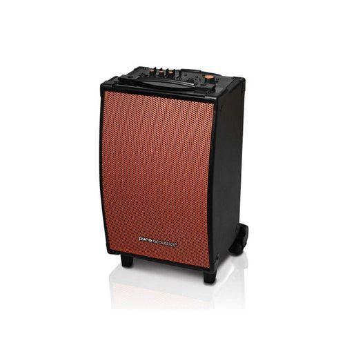 Caixa Acústica Portátil Amplificada Mod. Mcp100 - Pure Acoustics