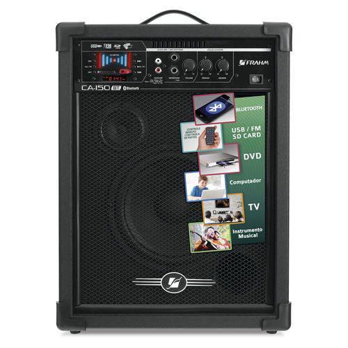 Caixa Amplificada 50w Rms Bluetooth Ca 150 Frahm