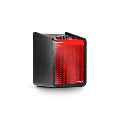 Caixa Amplificada Frahm Chroma Red Bluetooth