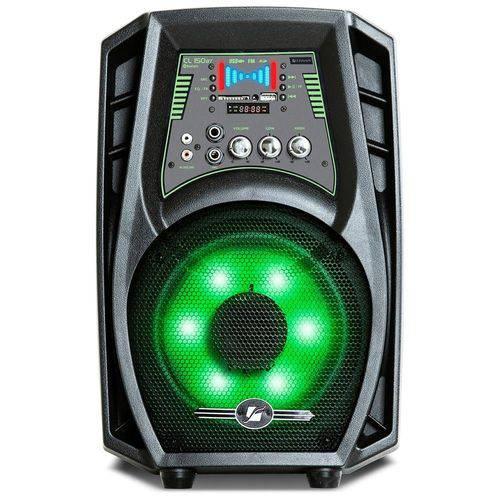 Caixa Amplificada Frahm Cl150 60w com Controle, Bluetooth, Usb e Sd