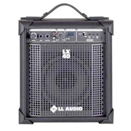 Caixa Amplificada Lx 40 Multiuso Guitar Violão Microfone