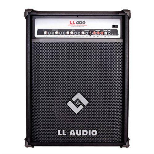 Caixa Amplificada Multiuso 12 Pol 100w Rms Ll400 Ll Áudio
