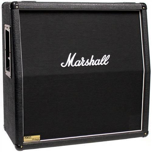 Caixa Angulada para Guitarra 4x12 280w 1960av Marshall