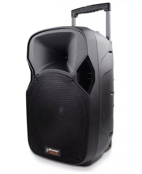 Caixa Ativa 12 Master Voice Bluetooth Usb Bateria