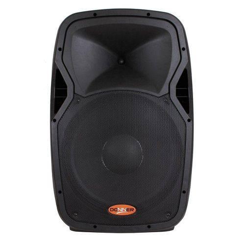 Caixa Ativa Donner Edge 12 Bluetooth Usb/fm - 250w Rms