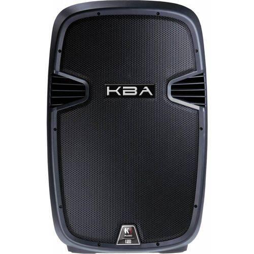Caixa Ativa K-audio 12 Kba12 180w Rms C/ Bluetooth USB Mp3