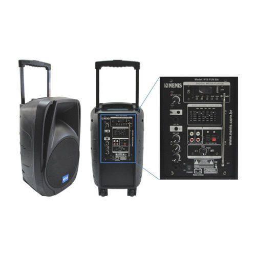 Caixa Ativa N10FUNBAT USB/Bluetooth 30W Nenis