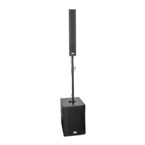 Caixa Ativa Sistema Pa 700w Rms Pz Pro Áudio