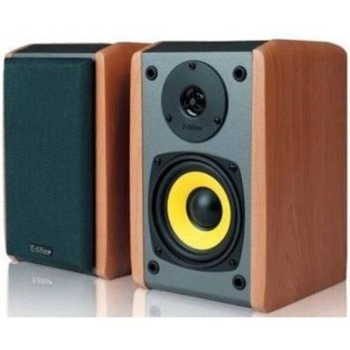Caixa de Som - 2.0 - Edifier R1000T4 - Madeira