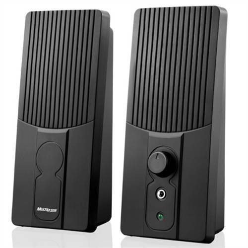 Caixa de Som 2.0 para Pc Usb Sp050 Multilaser