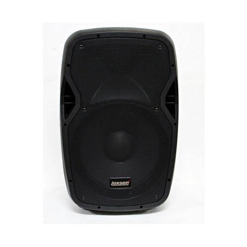 Caixa de Som 15 Polegadas com 220W, MP3 e Bluetooth LSX15A - Lexsen