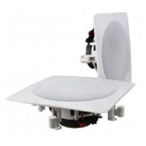 Caixa de Som Ambiente P/ Embutir Gesso Redonda Branca DONNER DR650 ( PAR )