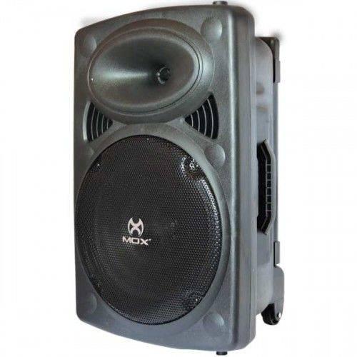 Caixa de Som Amplificada Bluetooth Bivolt 12 Polegadas