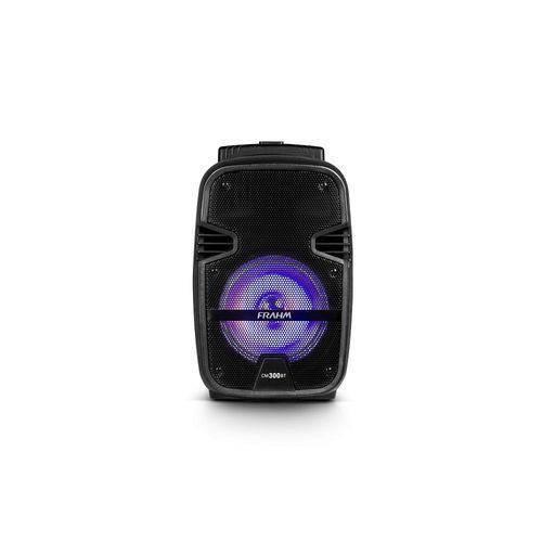 Caixa de Som Amplificada Bluetooth e Bateria Interna Cm300bt Frahm