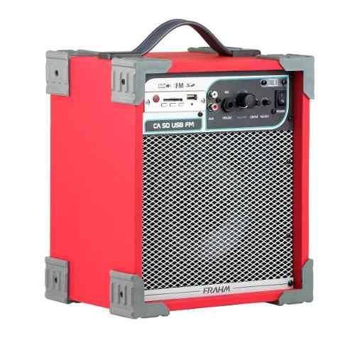 Caixa de Som Amplificada Multiuso Frahm Ca 50