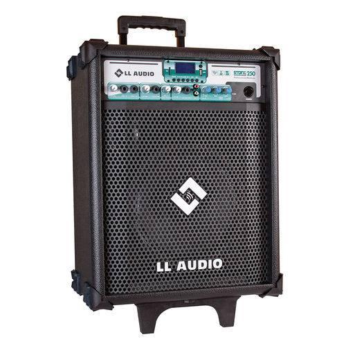 Caixa de Som Amplificada Multiuso LL Audio Stone 250
