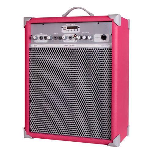 Caixa de Som Amplificada Multiuso LL Audio UP 10 Vivid Pink