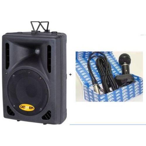 Caixa de Som Ativa Cl150a+microfone Ba30