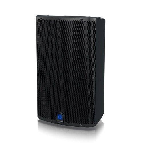 Caixa de Som Ativa Turbosound IQ15 de 2500W C/ DSP Klark Teknik