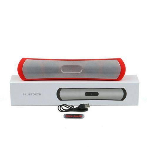 Caixa de Som Bluetooth Fm/USB/sd 5 Watts Rms D-bh032 - Grasep