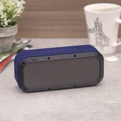 Caixa de Som Bluetooth Voombox Outdoor Azul - Divoom