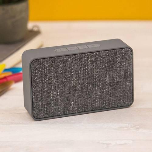Caixa de Som Bluetooth X500 Cinza - Xtr