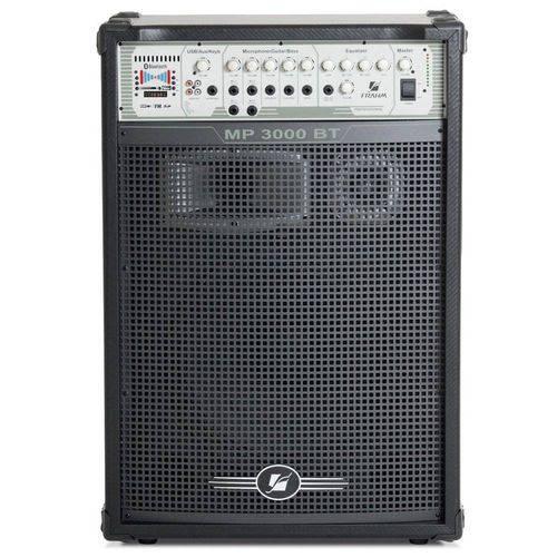 Caixa de Som Frahm Mp3000 Bt 300w Usb Fm Bluetooth - 85185000