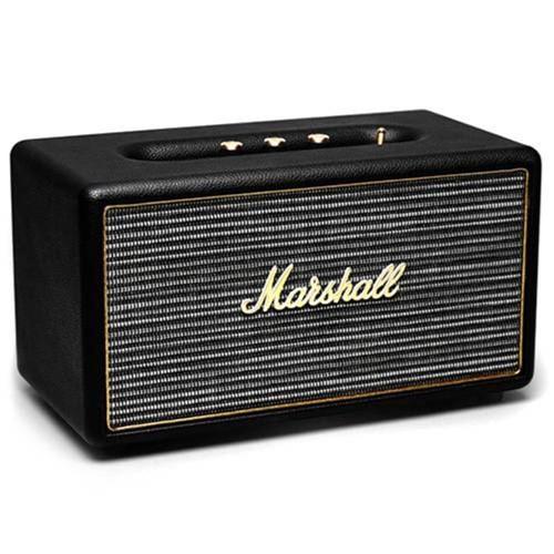 Caixa de Som Marshall Stanmore Black Bluetooth Speaker