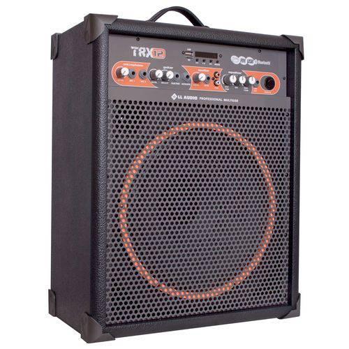Caixa de Som Multiuso Ll Audio Trx12 com Usb e Radio Fm 55w