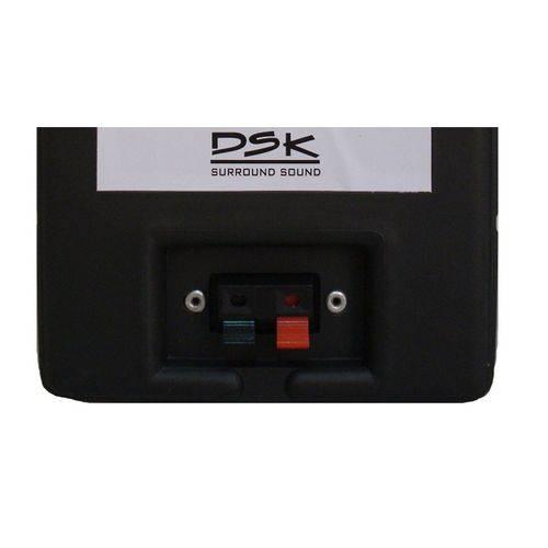 Caixa de Som Musica Ambiente DSK 65w Branca