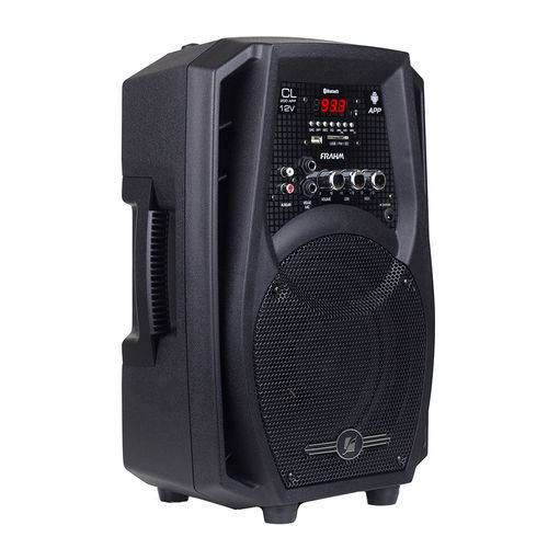 Caixa Frahm Cl 200 Bt App 60w Rms 12v com Bateria Interna